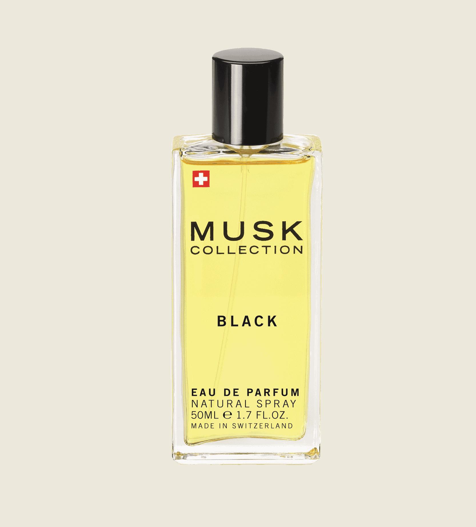 15055 Black Musk Parfum 50 Ml Q Kleiner