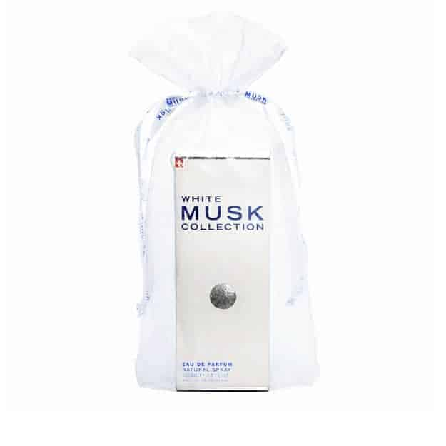 White Musk Tüll Parfum 100 Ml. Musk Collectionjpg