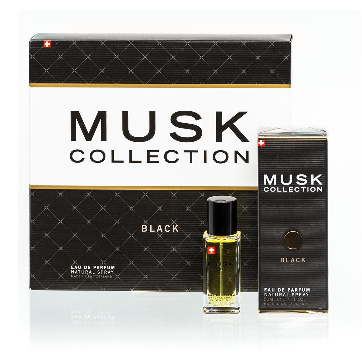 Weihnachtsset Black Musk 2019
