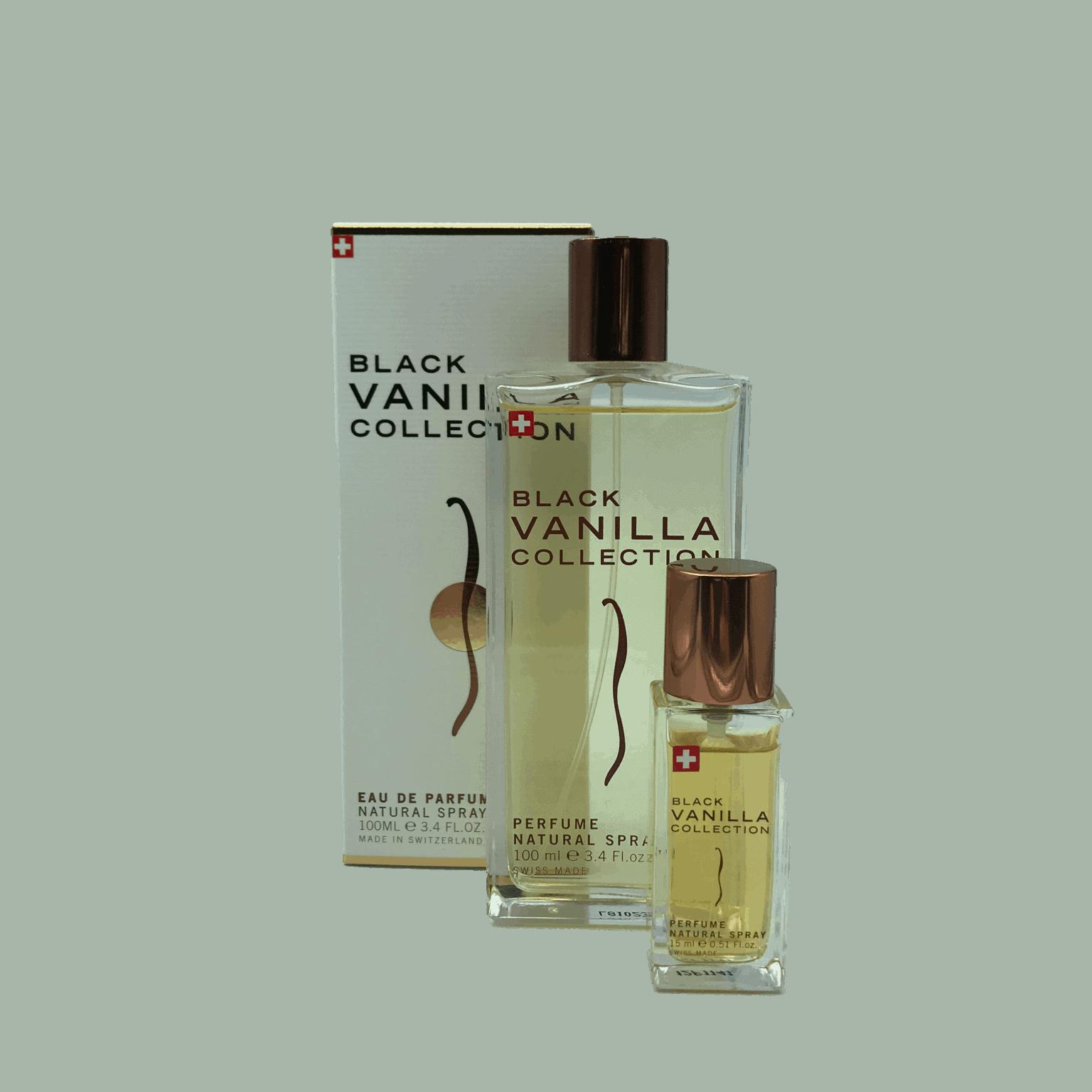 Black Vanilla Fs + 100 + 15 Weisser Hintergrund