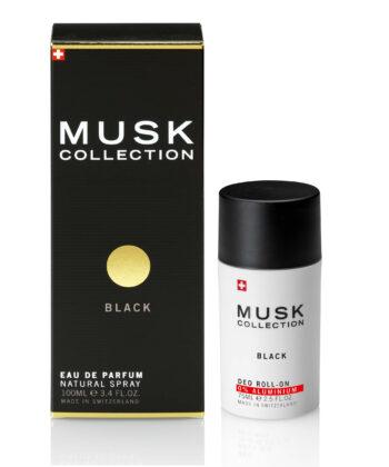 Black Musk 100 Ml Fsund Deo