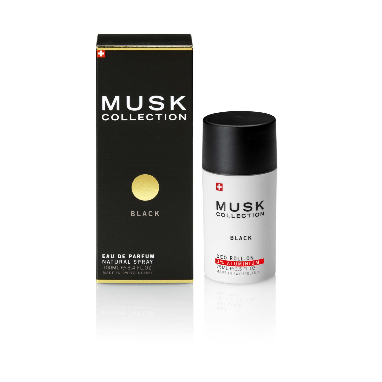 Black Musk 100 Ml Und Deo